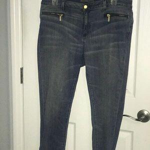 Michael Kors Blue Jeans